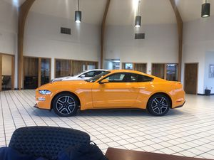 2018 Ford Mustang 5.0 V8 less than 2k miles $36991 for Sale in Hyattsville, MD