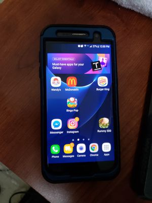 Factory unlocked galaxy s7 for Sale in Knoxville, TN