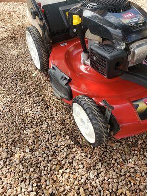 Lawn mower 165 obo for Sale in Phoenix, AZ