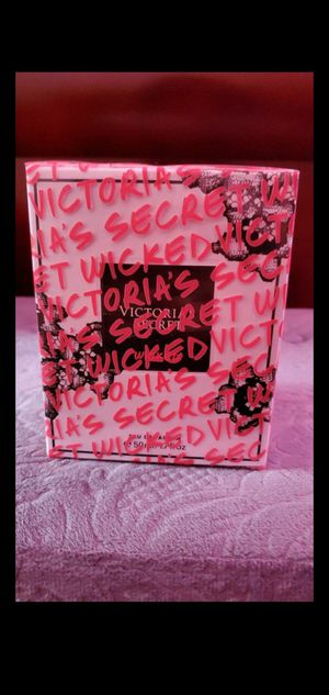 Victoria Secret wicked Perfume 1.7 oz for Sale in Salinas, CA