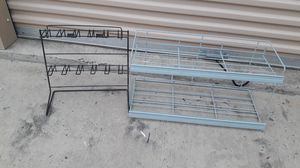 2 RACKS FOR $15 for Sale in Laredo, TX
