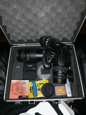 Canon Rebel XT for Sale in Mount Rainier, MD