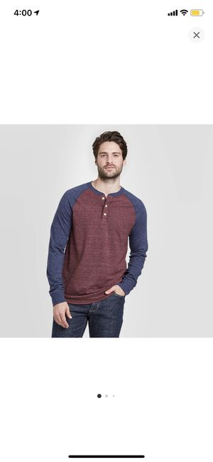 Goodfellow & Co Long Sleeve Tee for Sale in Price, UT
