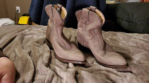 Frye low cowboy boots for Sale in Chesterland, OH