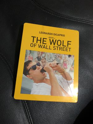 The Wolf of Wall Street (Blu-ray) for Sale in Hialeah, FL