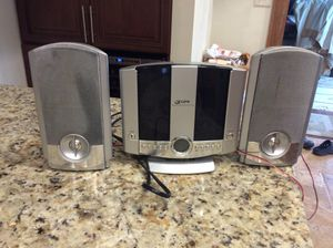 Stereo cd radio player for Sale in Westfield, NJ