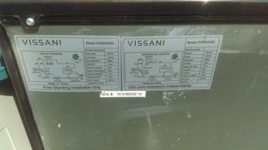 Vissani 4.3cut mini fridge parts for Sale in Wichita, KS