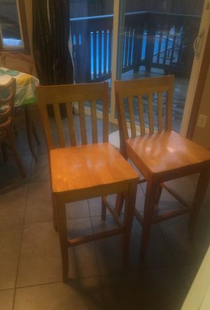 Oak barstools for Sale in Vancouver, WA