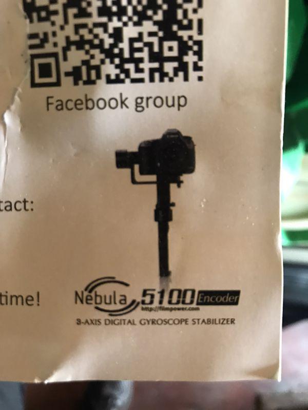 Nebula 5100 3 axis gyroscope