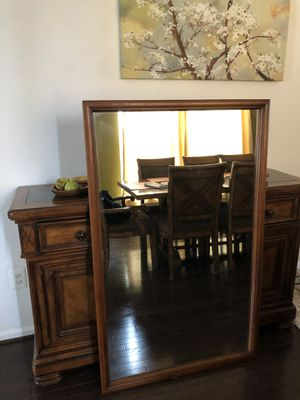 Mirror large best offer for Sale in Manassas Park, VA