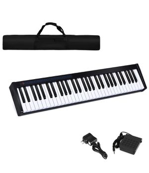 61-Key Portable Touch Digital Piano for Sale in Barre, VT