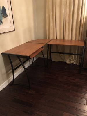 Free desk! You will need a hex wrench if you want to take it apart. NOTE: yes I still have it unless it's marked sold. for Sale in Westchester, CA