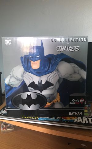 DC Collection by Jim Lee Batman Statue for Sale in Lawndale, CA