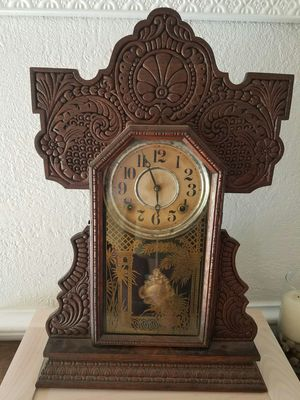 Antique Butler Brothers NYC clock for Sale in Virginia Beach, VA