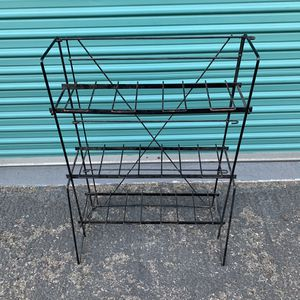 Outdoor Metal Storage Rack for Sale in Anaheim, CA