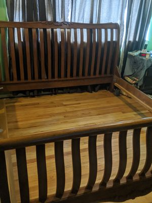 California king bed frame for Sale in Seattle, WA