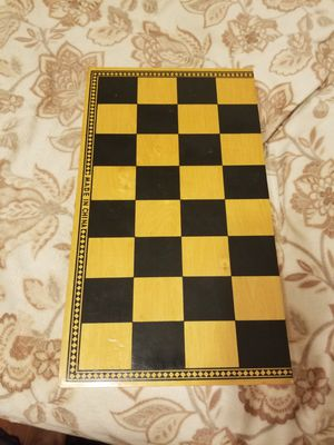 Vintage oriental chess made marble for Sale in Oxon Hill, MD