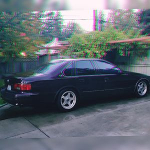 1995 Chevy impala ss for Sale in Edmonds, WA
