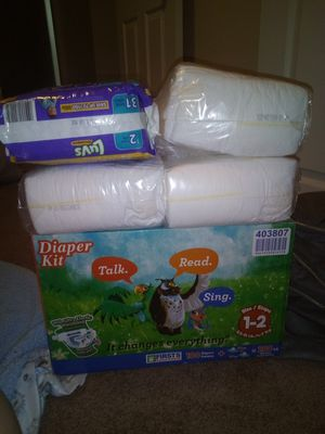 Baby diapers for Sale in San Bernardino, CA