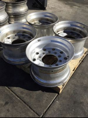 2 Aluminum super singles for Sale in Wesley Chapel, FL