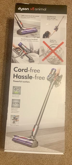 Brand-New In Box&Never opened DYSON V8 Animal Cordless Vacuum for Sale in San Tan Valley, AZ