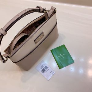 Kate Spade Small Handbag, Cream And Light Rose for Sale in Tolleson, AZ