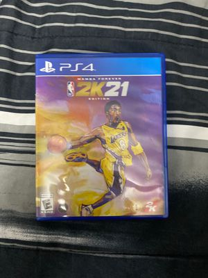 NBA2k21 (no codes) for Sale in Haines City, FL