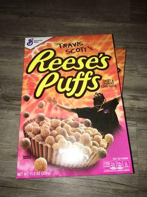Travis Scott cereal for Sale in Anaheim, CA