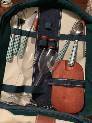 Picnic backpack for Sale in Dallas, TX