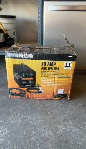 70 AMP ARC WELDER for Sale in Pittsburg, CA
