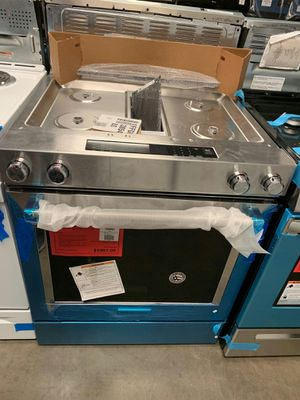 Brand New KitchenAid Slide In Gas Range..1 Year Manufacture Warranty Included for Sale in Gilbert, AZ