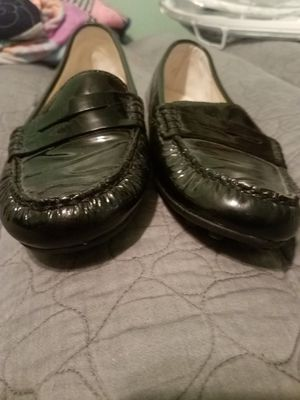 Michael Kors black patent leather for Sale in St. Louis, MO