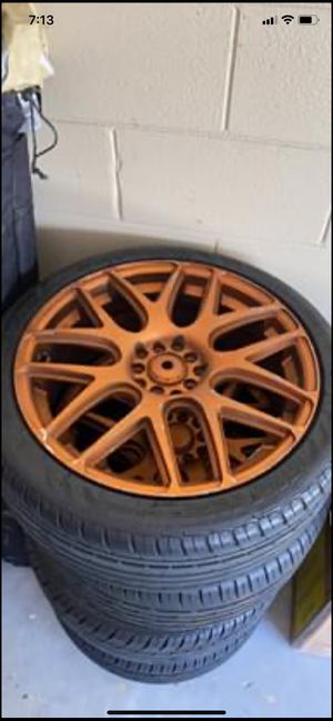 Rims 18 inches for Sale in Kissimmee, FL