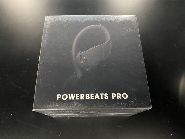 Beats Powerbeats Pro Wireless Earbuds Black