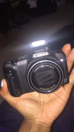 Canon PowerShot SX170IS for Sale in Tallahassee, FL