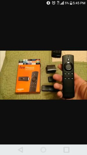 FIRESTICK LOADED + 2 EXTRA APPS NOBODY ELSE HAVE ON THERE FIRESTICKS $80 for Sale in Romulus, MI