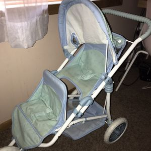 American Girl Double Stroller for Sale in Cottage Grove, MN