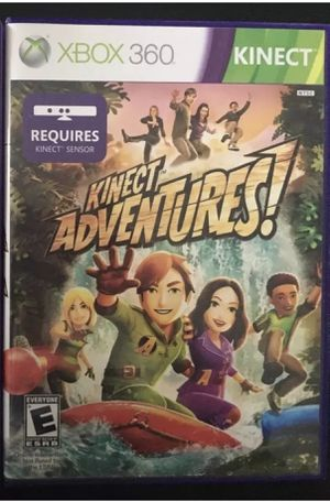 Kinect Adventures! (Xbox 360, 2010) Complete CIB for Sale in Miami, FL