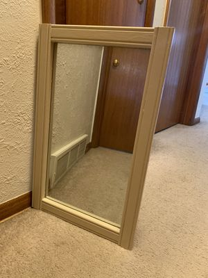 "Wall mirror 27.25"" x 17.25"" x 2"" for Sale in Denver, CO"