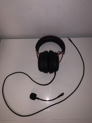 (NEED GONE NOW) Hyper X Cloud 2 Gaming Headphones/Headset for Sale in Palmetto Bay, FL