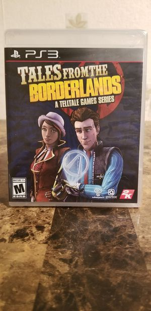 Playstation PS3 TALES FROM THE BORDERLANDS - A TELLETALE GAMES SERIES for Sale in Florissant, MO