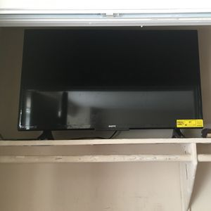 55 Inch Sanyo Flat Screen Tv for Sale in Silver Spring, MD