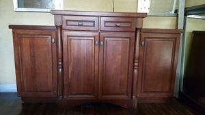Living room cabinet for Sale in Dallas, TX