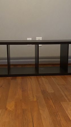 "13"" 4 Cube Organizer Shelf Brown - Threshold (Target) for Sale in Atlanta,  GA"