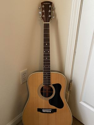 Madeira acoustic guitar by guild for Sale in Princeton, NC