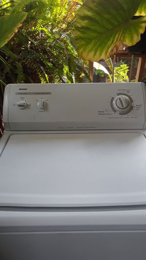 Kenmore.washer.havy.super. for Sale in Fresno, CA