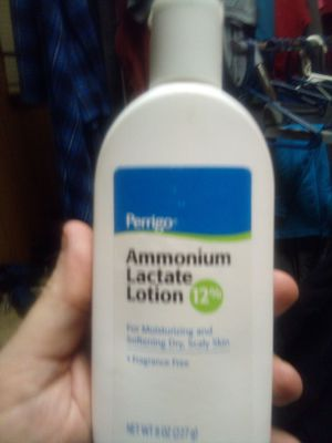 Ammonium lactate lotion 12% for Sale in Hannibal, MO