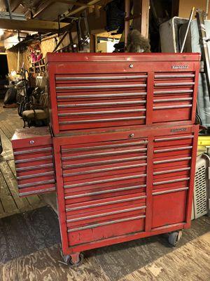 Waterloo tool box for Sale in Puyallup, WA