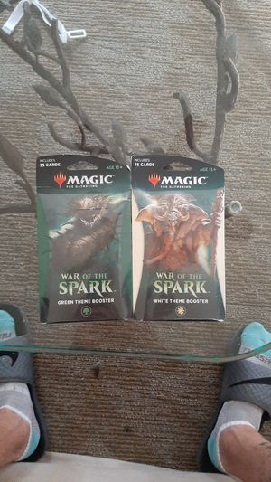 War of the Spark Magic Cards for Sale in Tomahawk, WI