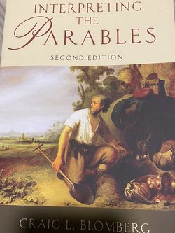 Interpreting The Parables Second Edition for Sale in El Paso,  TX